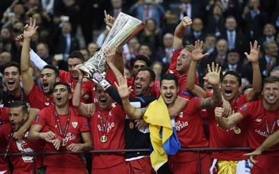 Sivilja �sht� kampione e Europa League