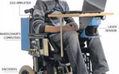 Karrige me rrota e komanduar nga mendimet?
