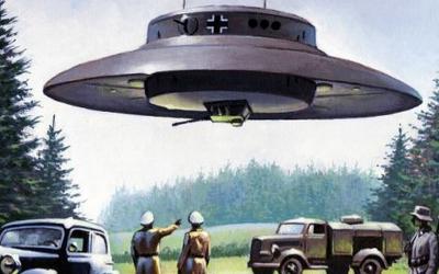 Përse u ndërtua disku fluturues nga gjermanët