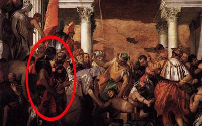 Studiuesja Lucia Nadin: Flamuri i  Kastriotit, në afresket e një kishe në Venecia