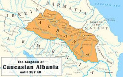 A ka lidhje 'Albania e Kaukazit' me Shqipërinë?