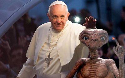Vatikani pranon ekzistencën e alienëve