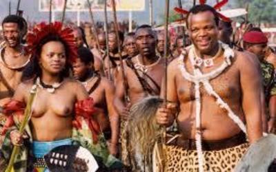 """Mswati i Suazilandit, """"playboy"""" i harruar afrikan"""