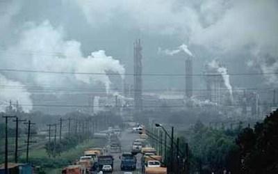 OBSH, Azia kontinenti më i ndotur. Në shqipëri është Elbasani
