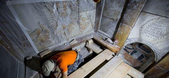 """""""National Geographic"""" hap për herë të parë Varrin e Krishtit"""