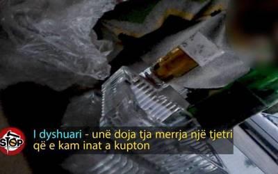 Qytetari kap hajdutin me presh në duar, Policia: Skemi prova !