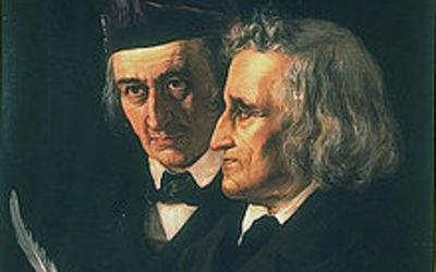 Jacob Ludwig Grimm dhe Wilhelm Karl Grimm