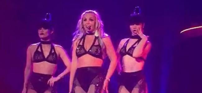 """Britney Spears e thotë troç: """"Dua një djalë me vegël të madhe"""""""