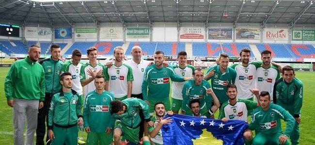 Trepça '89, skuadra e parë Kosovare në Ligën e Kampioneve