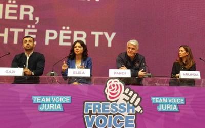 Foto/ Kryetarët e FRESSH në rrethe shpërndajnë video porno në Whatsapp