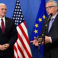 Juncker: SHBA kanë nevojë për një Europë të bashkuar