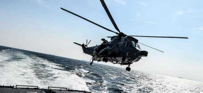 Zhduket helikopteri i NATO-s në detin jon. 6 të zhdukur